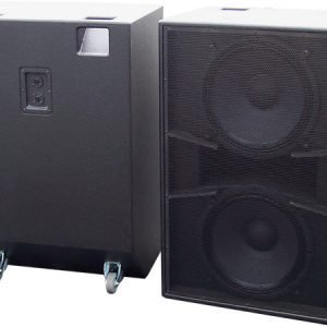 """660R Double 18"""" Subwoofer"""